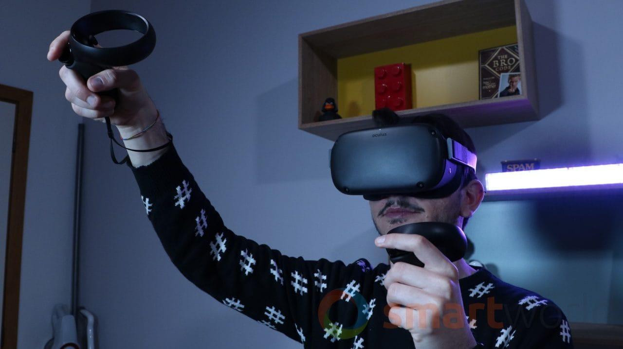 YouTube VR non si farà attendere su Oculus Quest: Google lo renderà disponibile dal 21 maggio