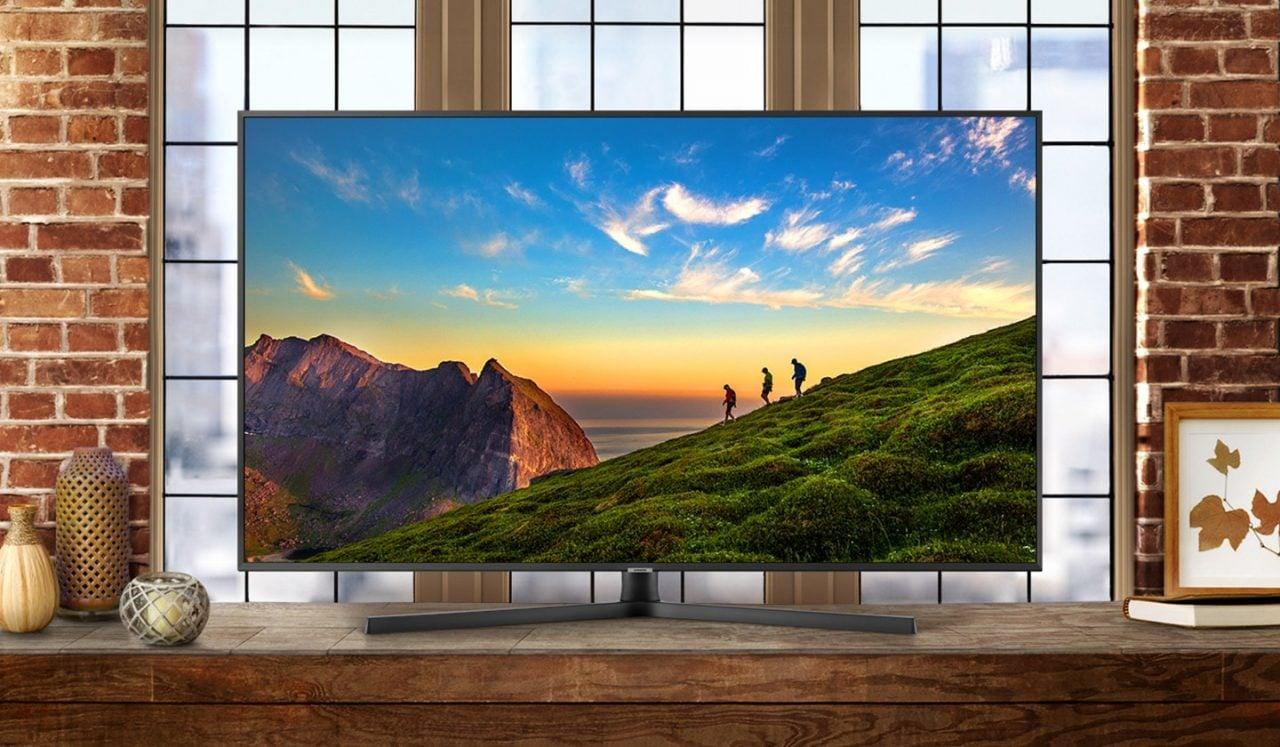 """TV 4K Samsung da 49"""" e 55"""" in super sconto: si parte da 449€ su Amazon"""