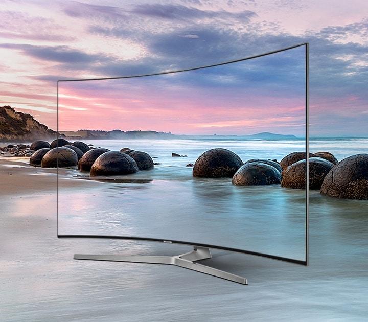 Prezzi speciali per i TV 4K schermo curvo di Samsung: su Amazon a partire da 359€