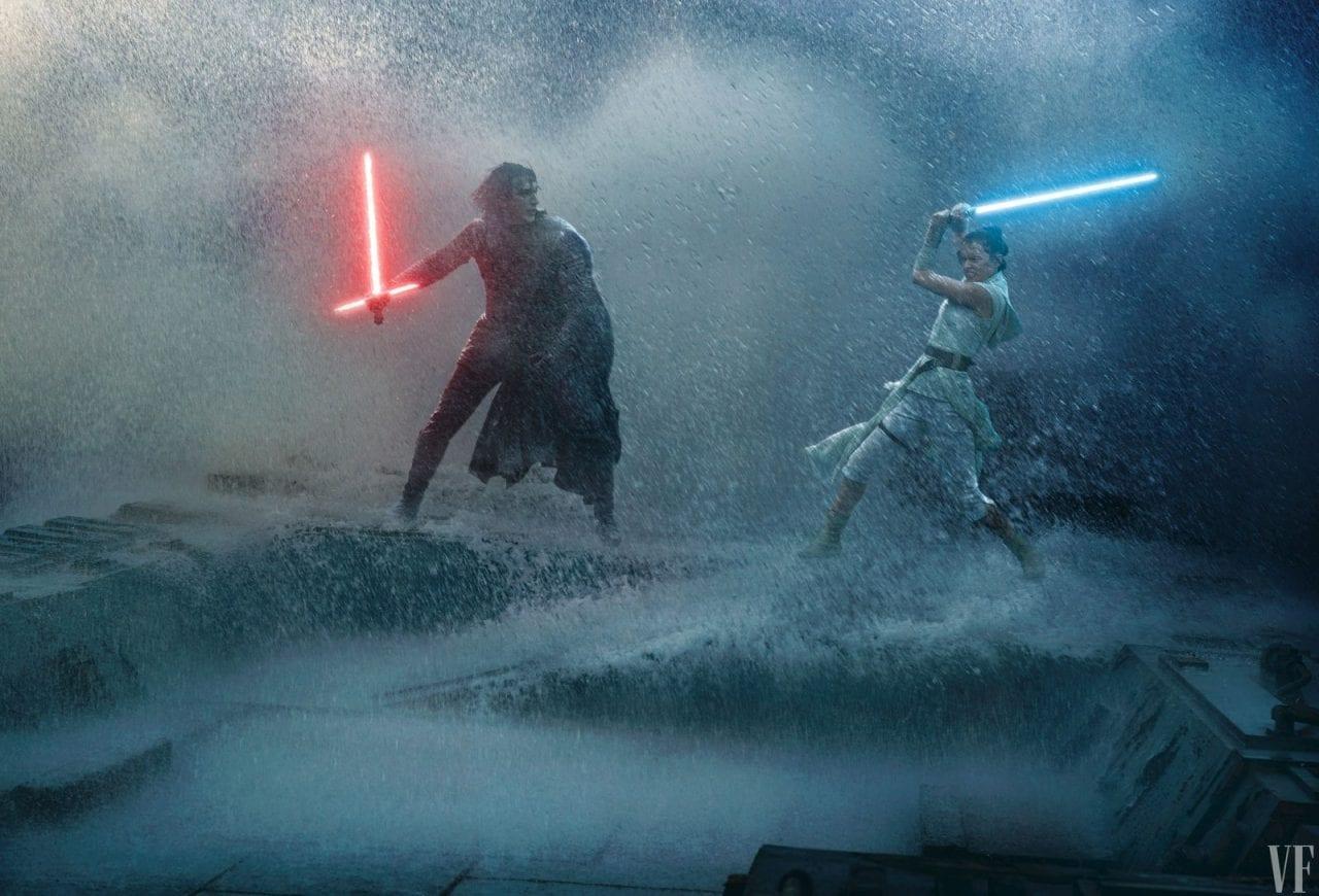 Le prime foto di Star Wars: Episodio IX - L'Ascesa di Skywalker sono meravigliose