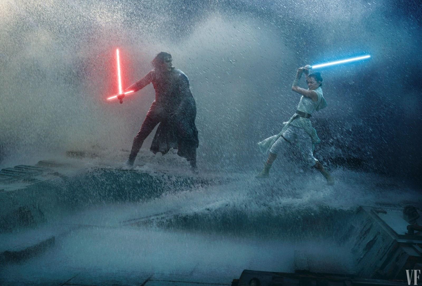 Star Wars: una scultura di neve da 3500 tonnellate!