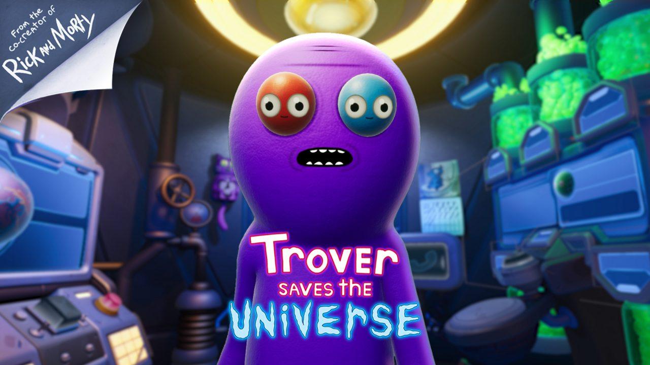 Trover Saves the Universe è il gioco di Rick e Morty che meritiamo (recensione)