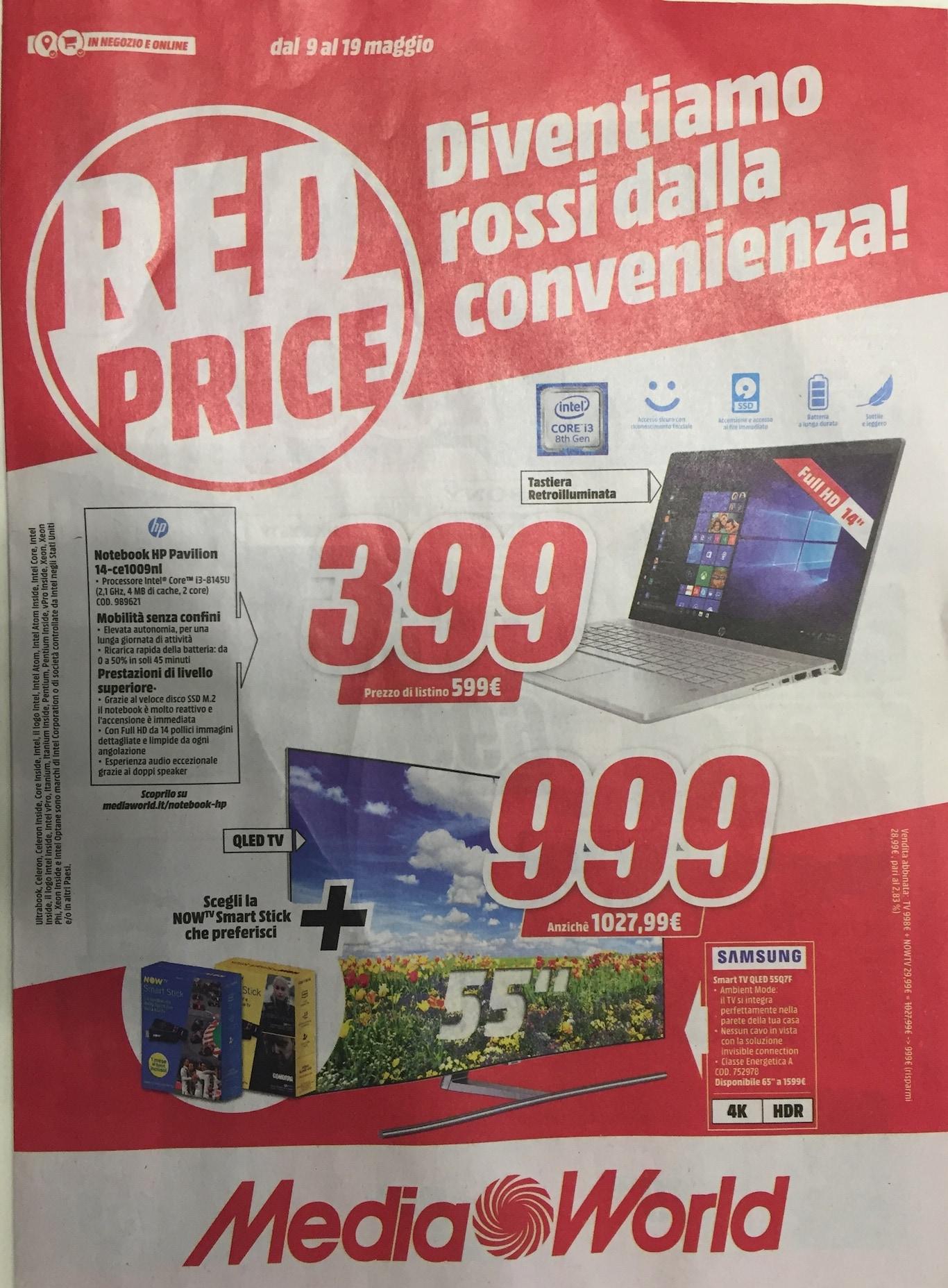 Volantino Red Price 9 maggio 2019 (1)