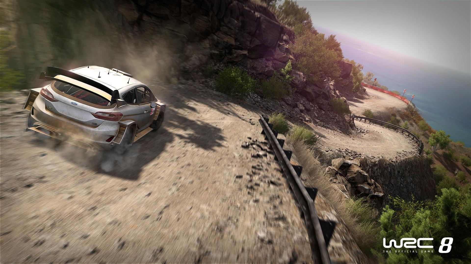 WRC 8 Screenshot (2)