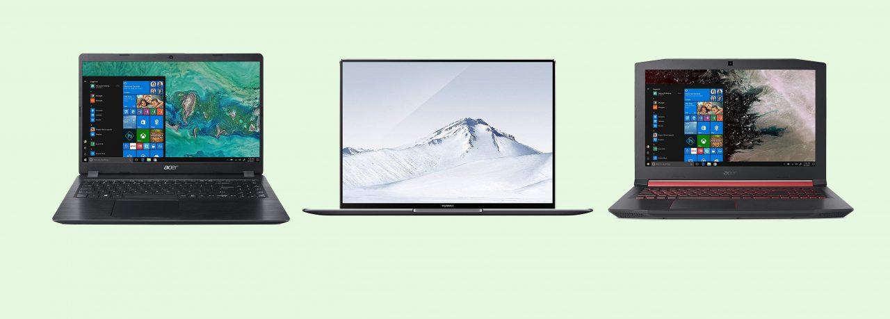 Notebook Huawei e Acer in sconto su Amazon: gaming e ultrabook per tutti i gusti
