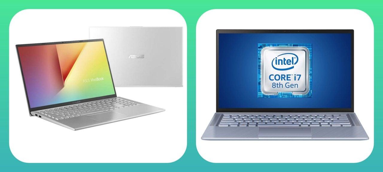 ASUS Vivobook e ZenBook in offerta speciale a 799€ e 1.149€: quale preferite?