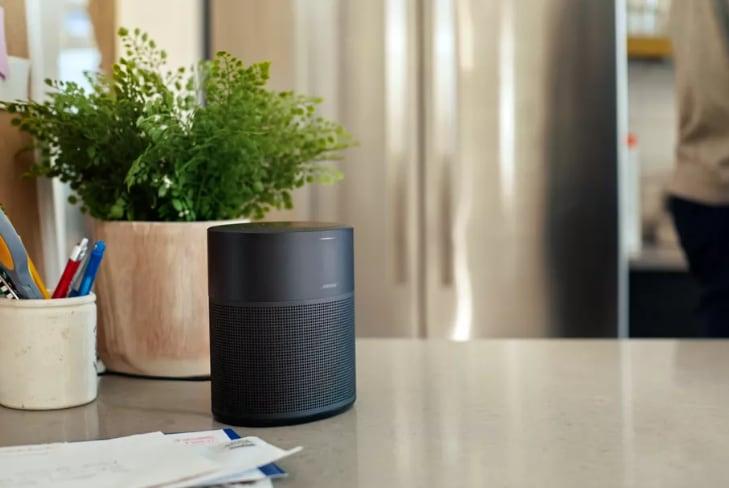 Bose annuncia un nuovo speaker e l'integrazione a Google Assistant (solo in US per ora) (foto)