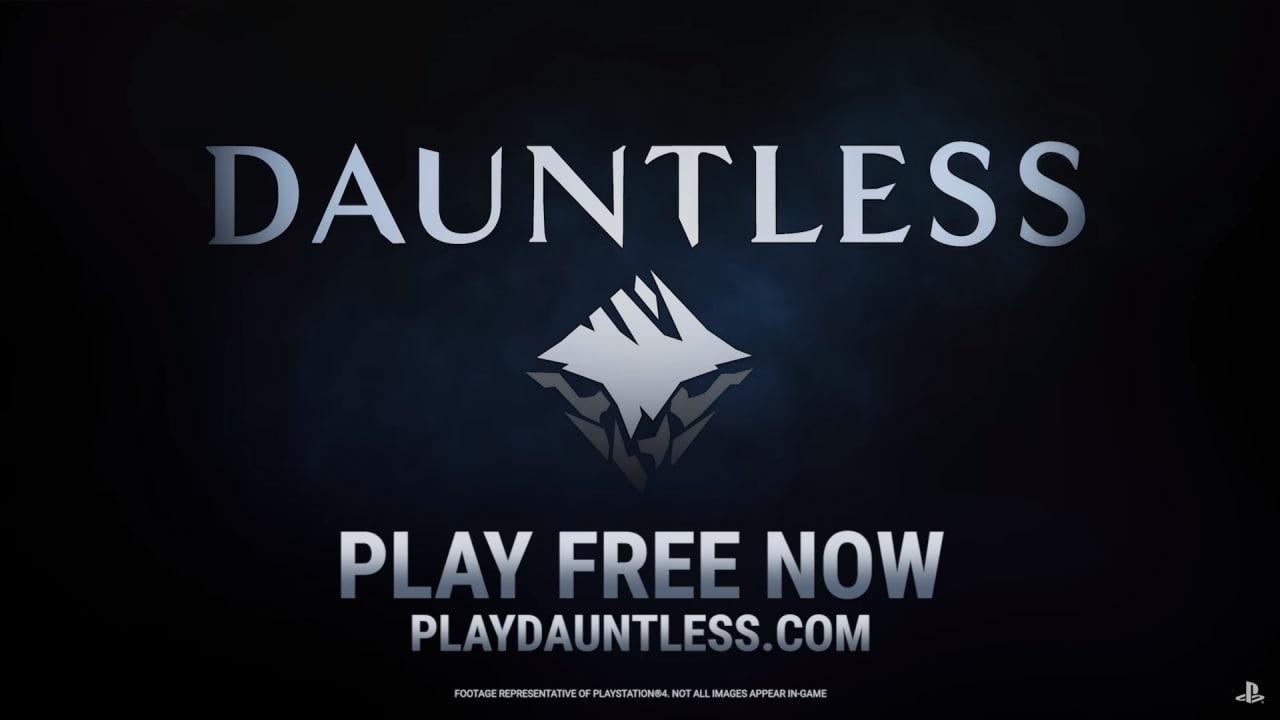 Ehi, Dauntless è un Monster Hunter free to play con cross-play! (video)