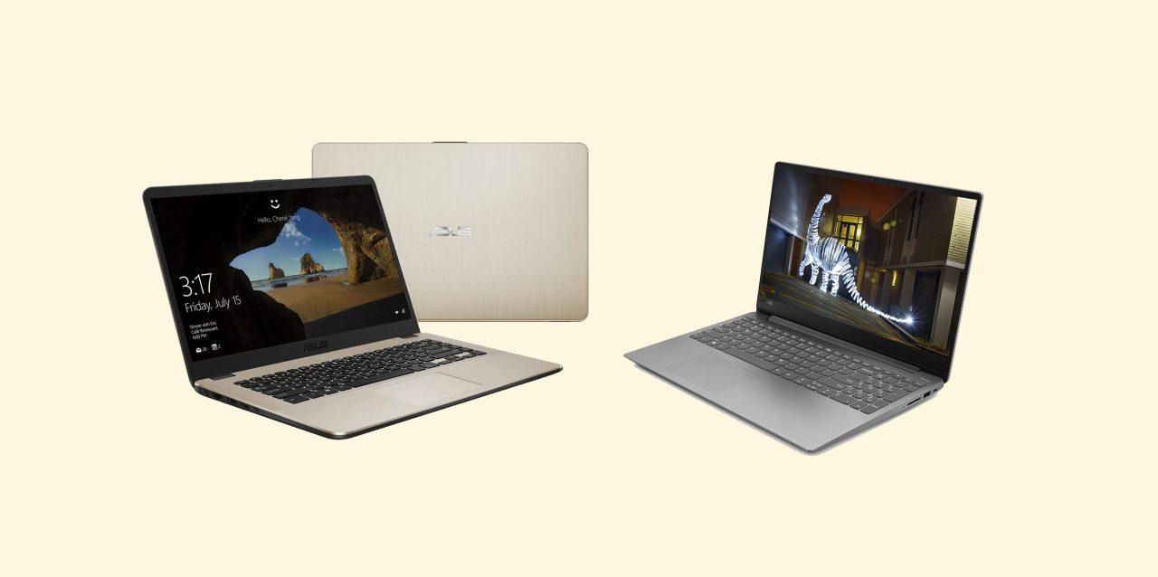 Lenovo o ASUS? Scegliete il notebook che preferite, sono entrambi in sconto!