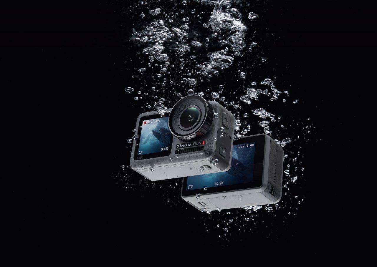 DJI Osmo Action ufficiale: la prima action cam dell'azienda punta allo sport, ammiccando agli youtuber (foto e video)