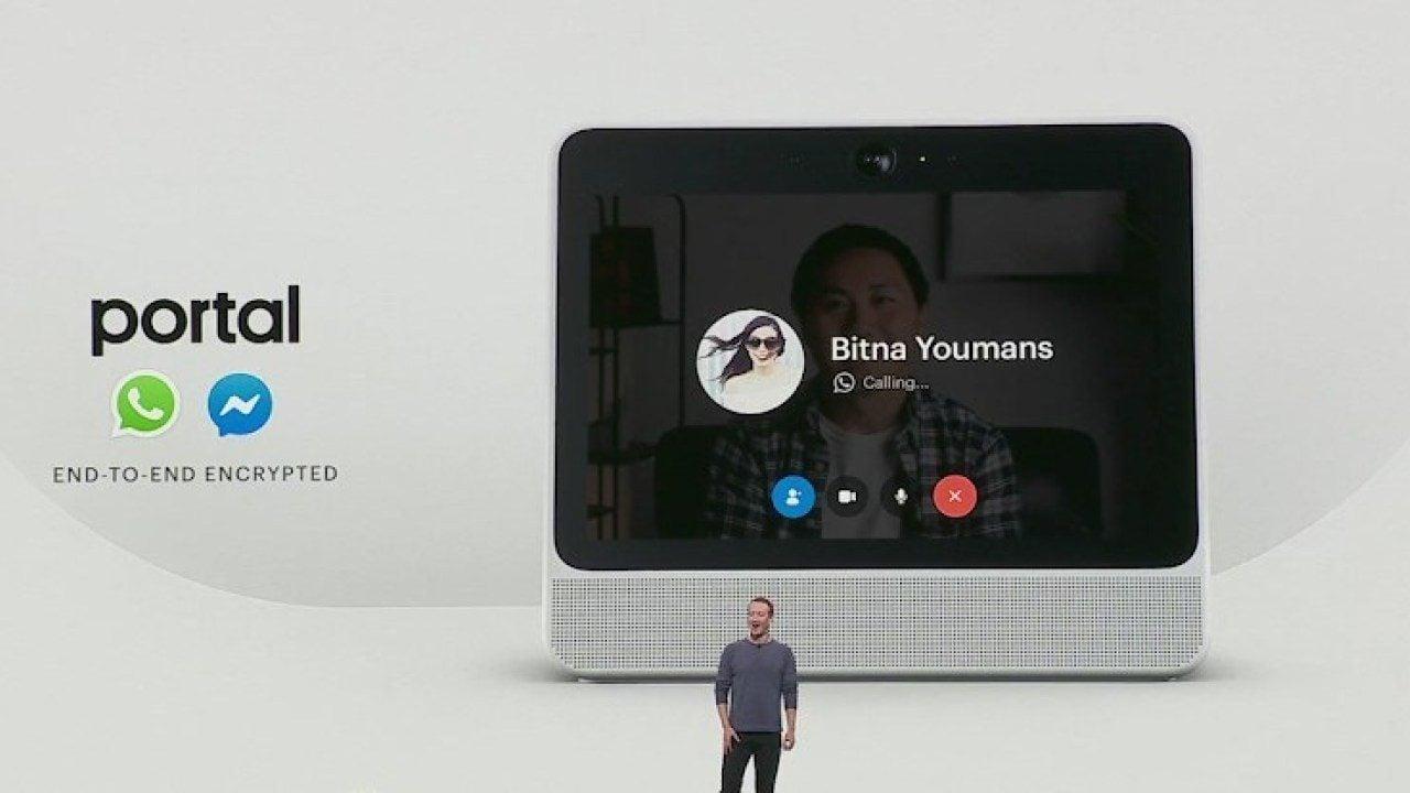 Facebook Portal sbarcherà in Europa, e porterà con sé gradite novità