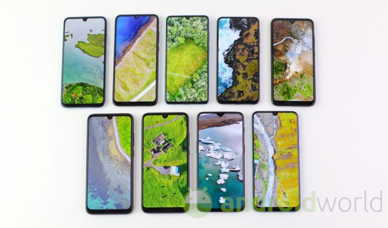 Miglior smartphone Android - Ottobre 2021