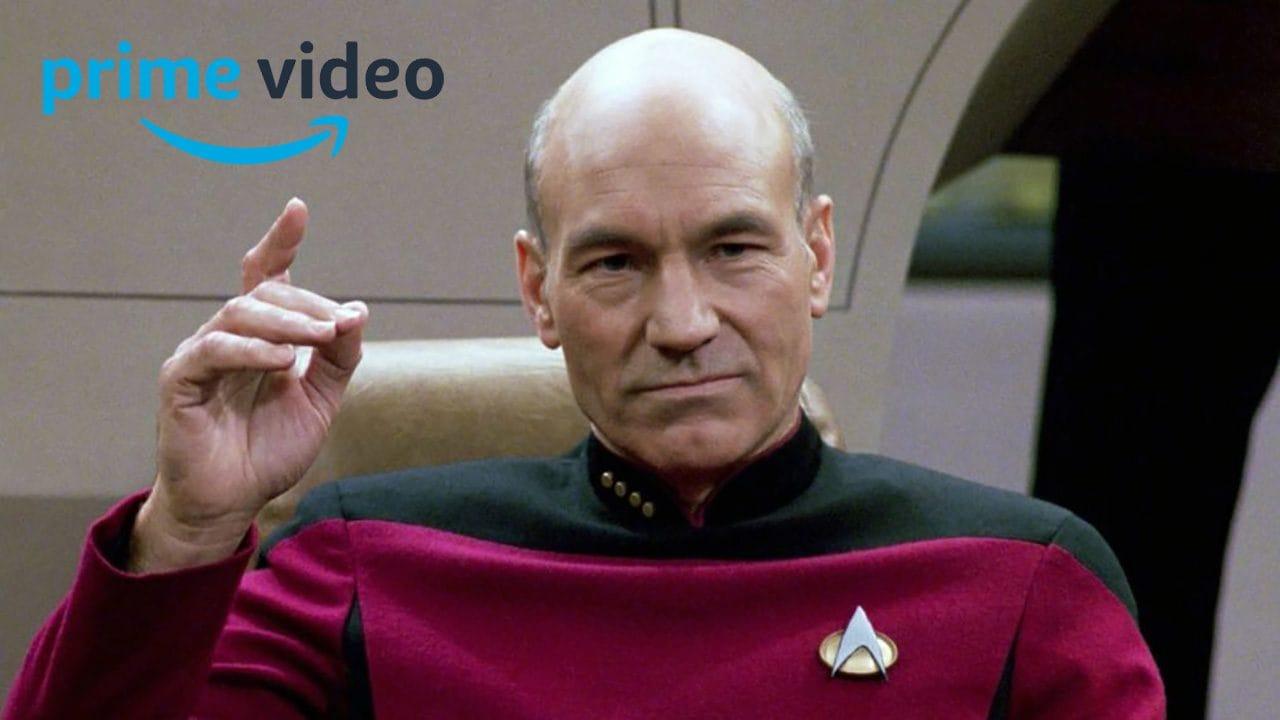 La nuova serie Star Trek con Patrick Stewart sarà un'esclusiva Amazon Prime Video!
