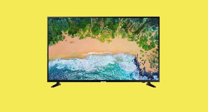 Avete bisogno di un nuovo TV? Potete trovarlo (e risparmiare) con le offerte eBay