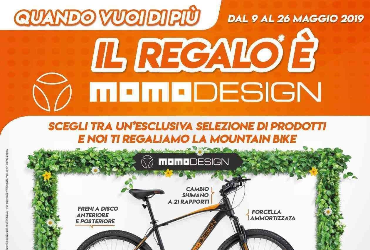Volantino Expert Il Regalo è Momodesign 9 26 Maggio 2019 Bici In