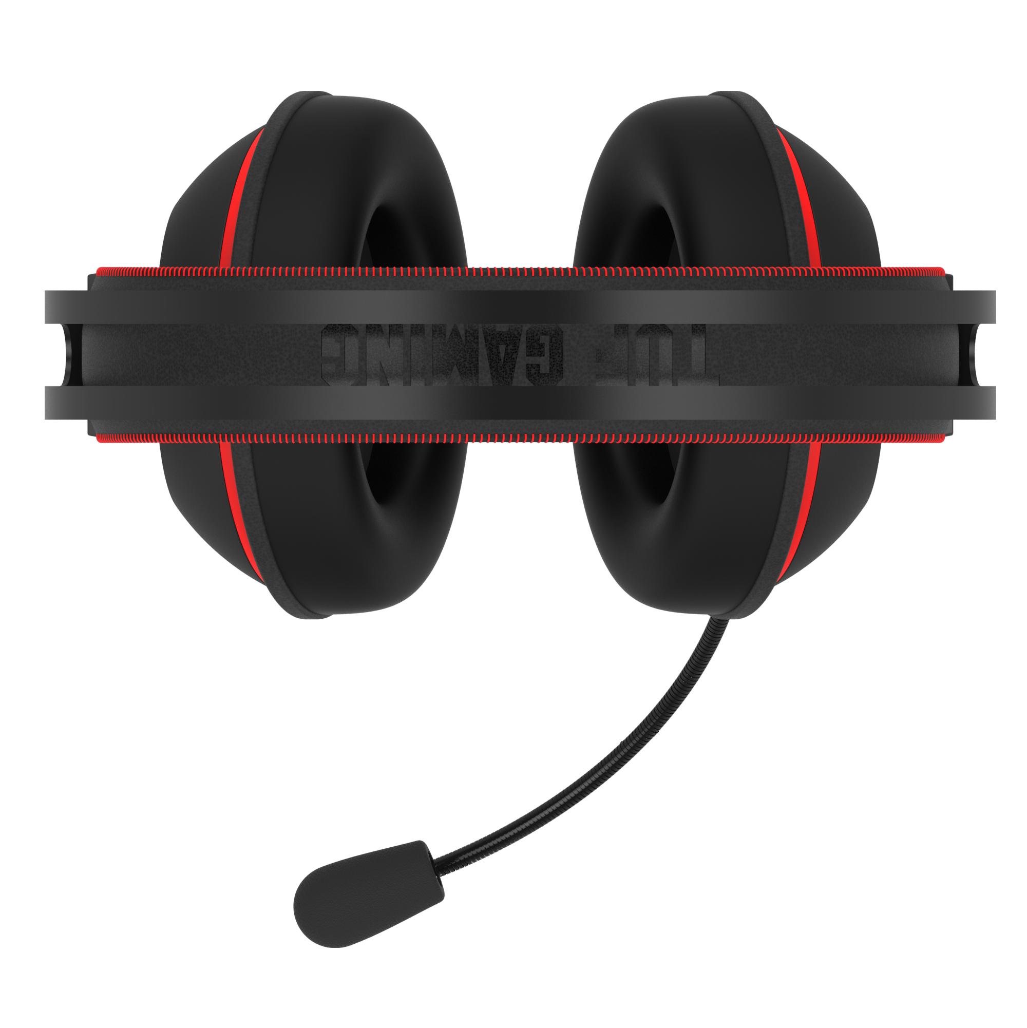 ASUS TUF Gaming H7 Core gaming headset_red-7