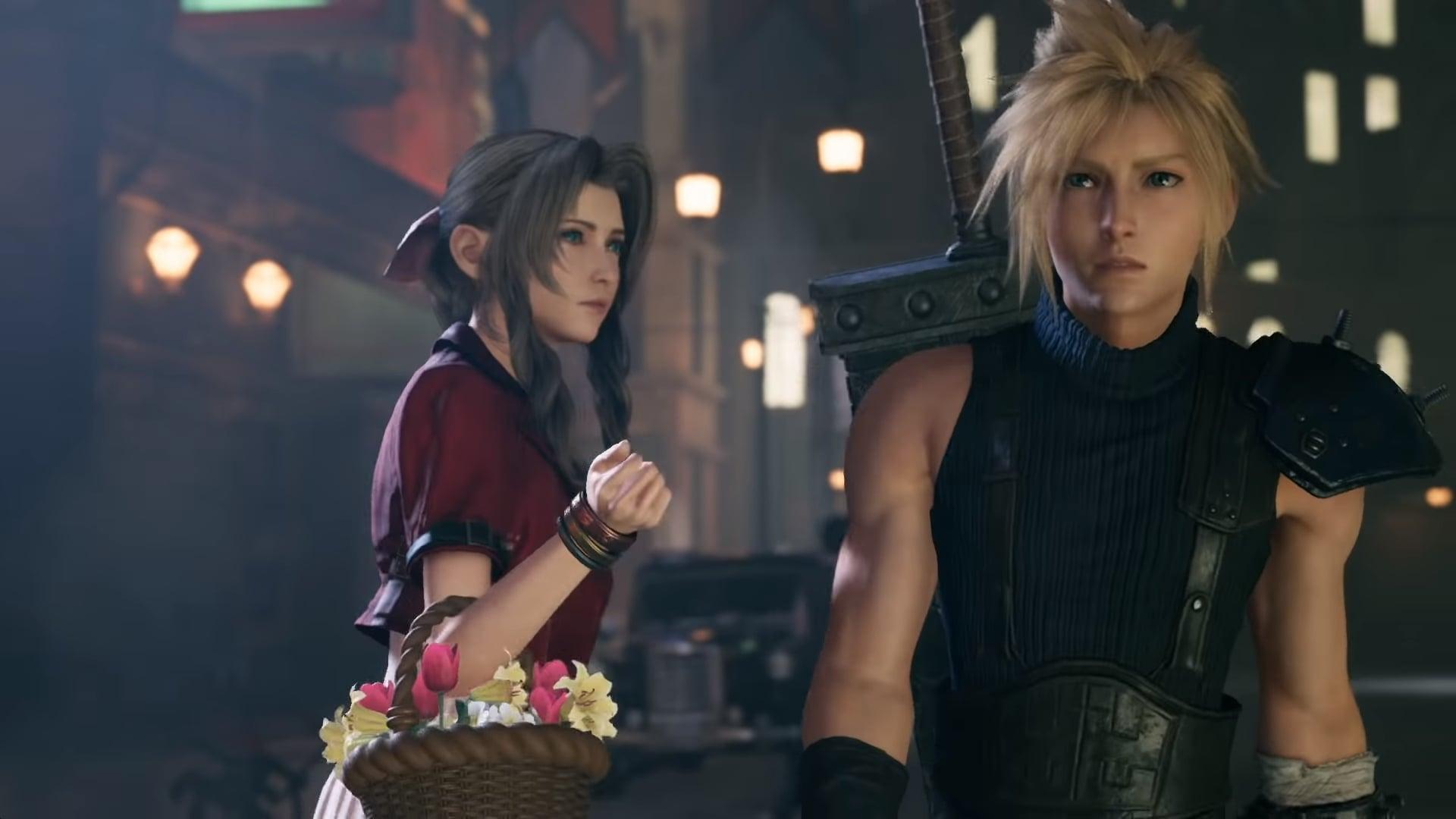 Final Fantasy VII Remake – Teaser Trailer _ PS4 0-31 screenshot