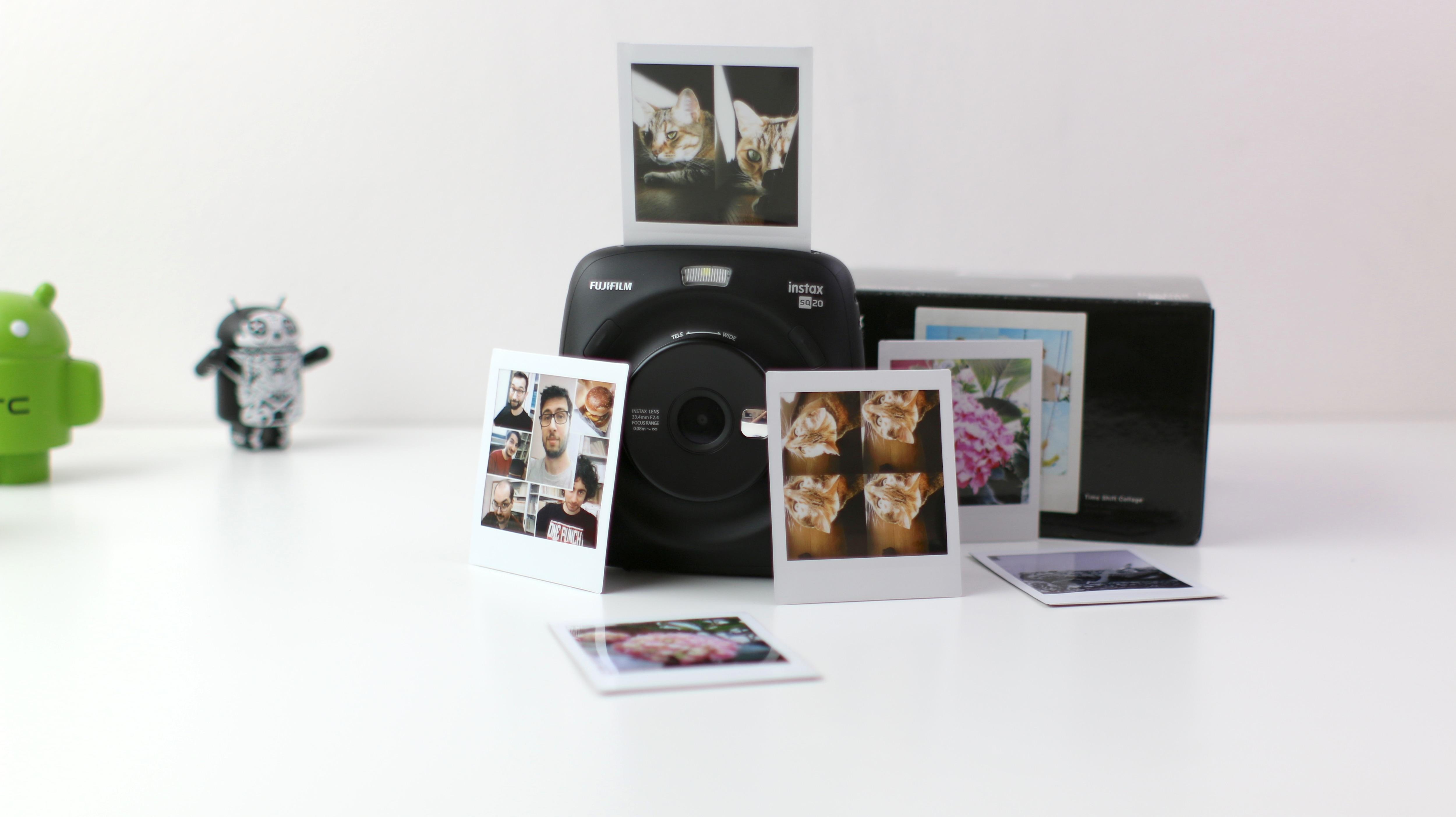 Fujifilm Instax SQ20 – 8