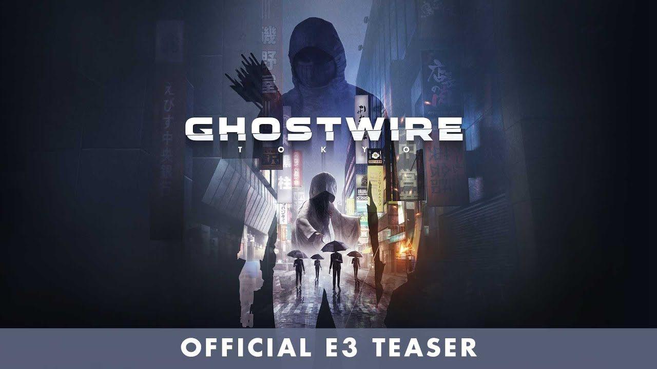 GhostWire Tokyo è la nuova, misteriosa IP Bethesda: un action horror nella Tokyo di oggi