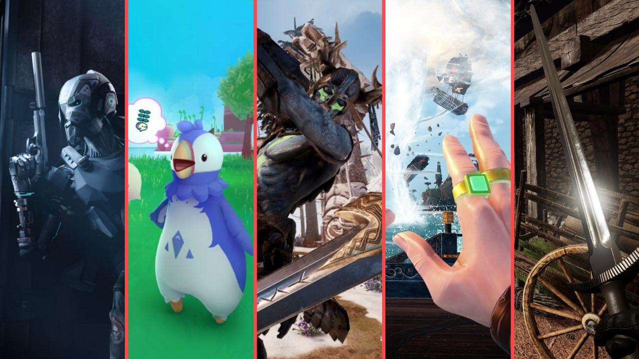I migliori giochi VR visti alla diretta streaming E3 2019