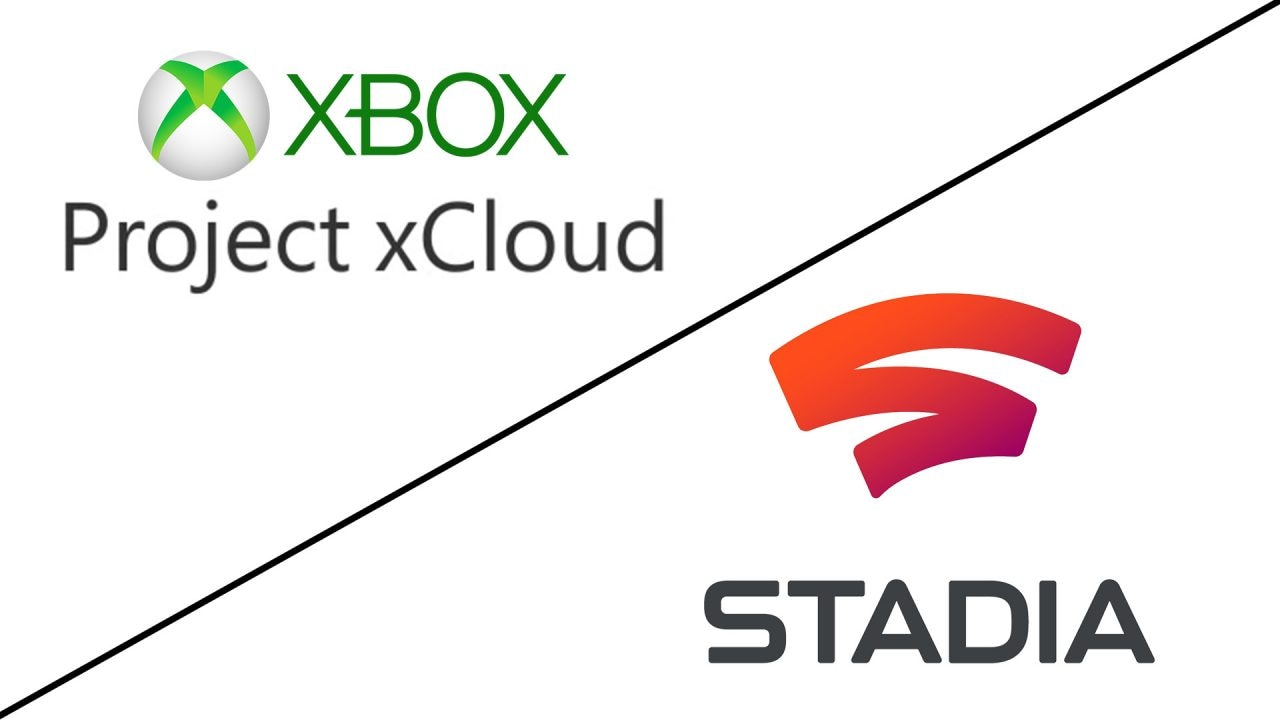 Microsoft Project xCloud e Google Stadia: due servizi ...