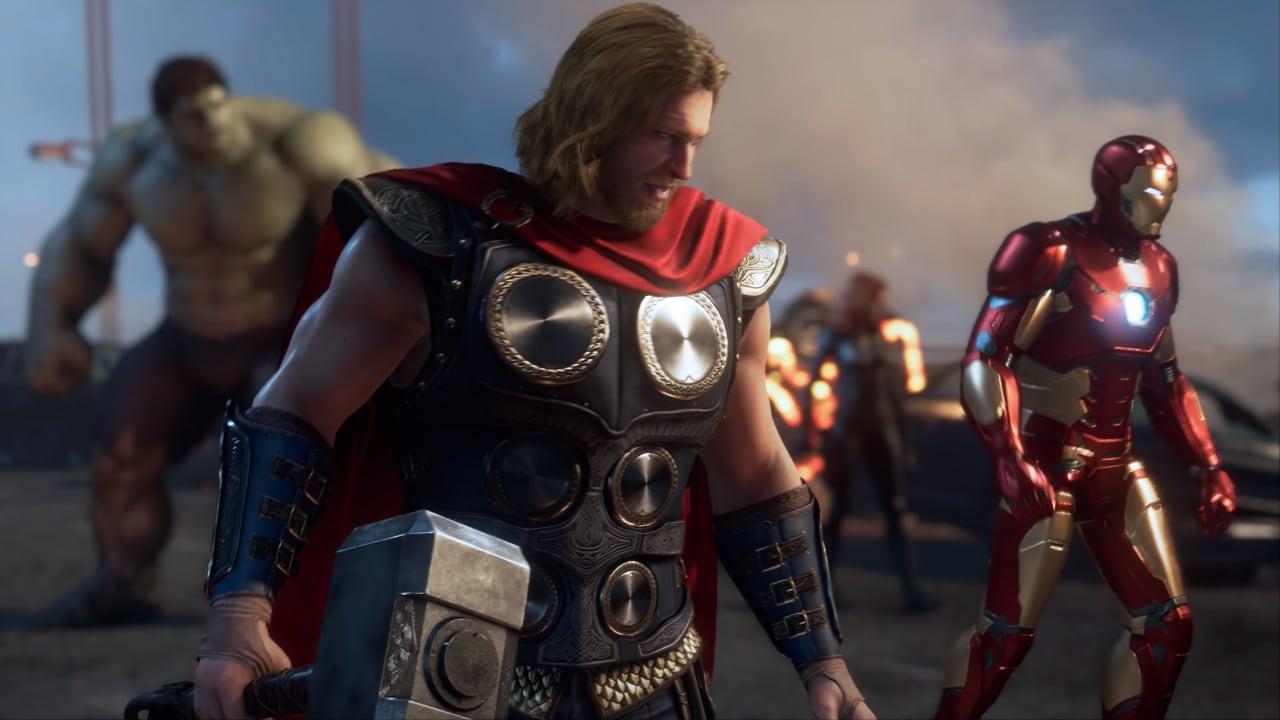 low priced b670a 5ea93 Marvel's Avengers è il gioco sui Vendicatori che avremmo ...