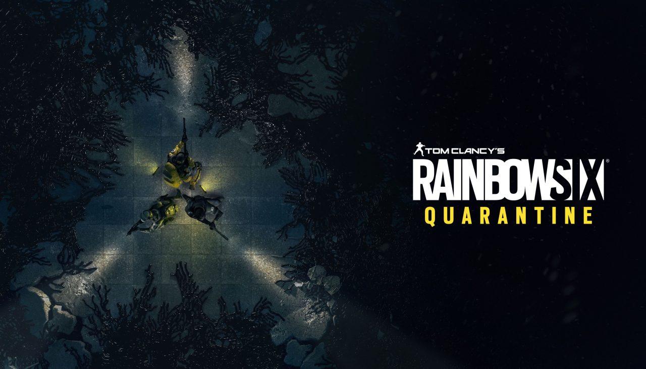 Presentato Rainbow Six Quarantine: la saga di Tom Clancy si fa (di nuovo) cooperativa