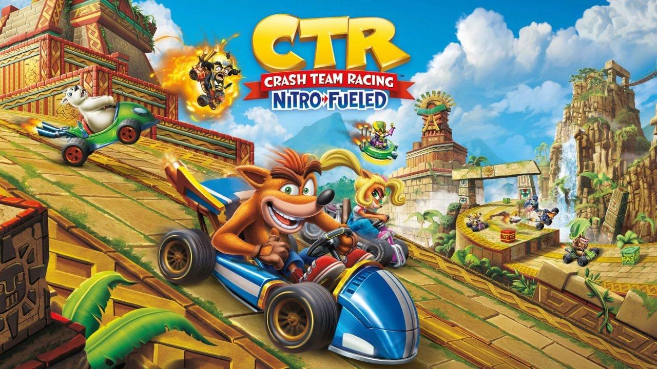 Crash Team Racing Nitro-Fueled: Mario Kart chi? (recensione)