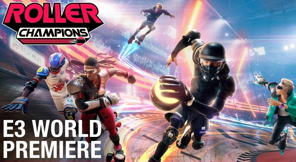 Roller Champions svelato da Ubisoft: si ispira a Rocket League e c'è già una demo (video)
