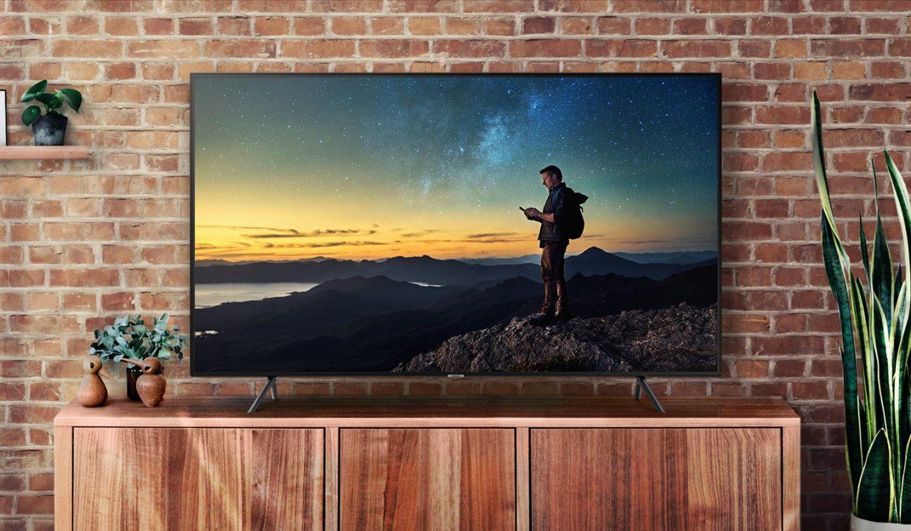 """Prezzo bomba per il TV 4K HDR di Samsung da 55"""": ora su Amazon a 399€"""