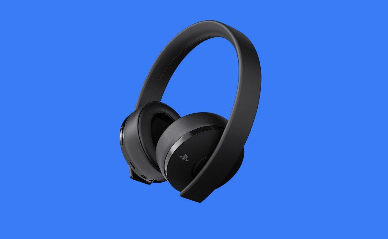 Cuffie wireless Sony PlayStation 4 Gold a metà prezzo su Amazon: perfette per PS4 e PC