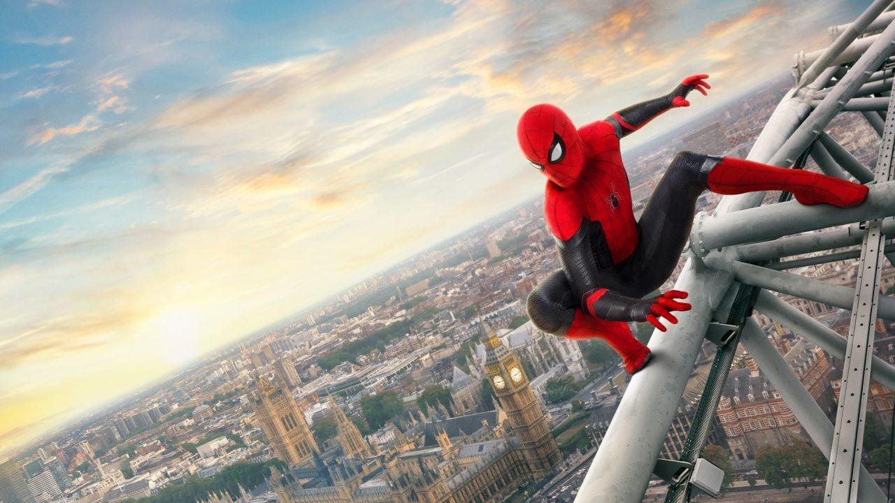 Spider-Man: Far From Home, disponibile gratis l'esperienza per PSVR