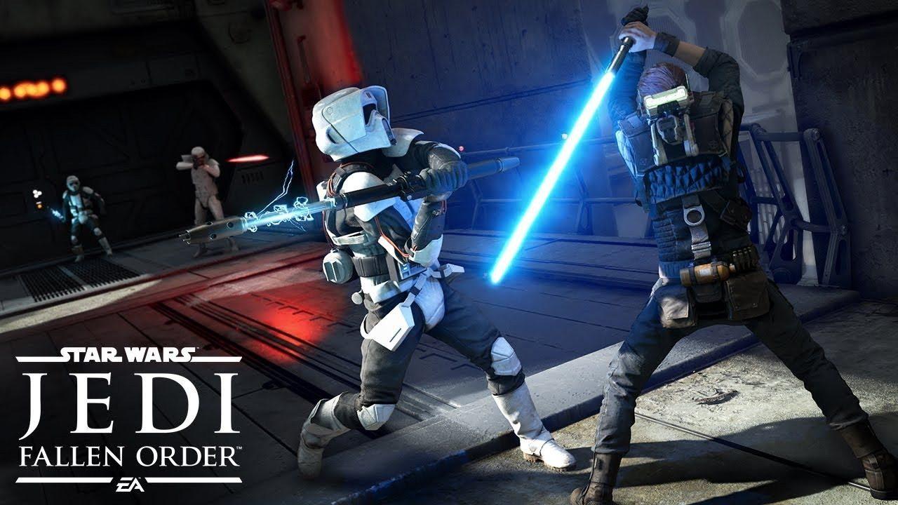 Star Wars Jedi: Fallen Order in un video gameplay di 26 minuti