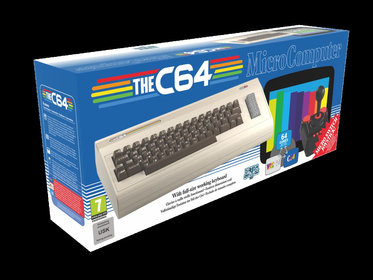 THE C64 ritorna a grandezza naturale per essere la vostra madeleine de Proust videoludica (foto e video)