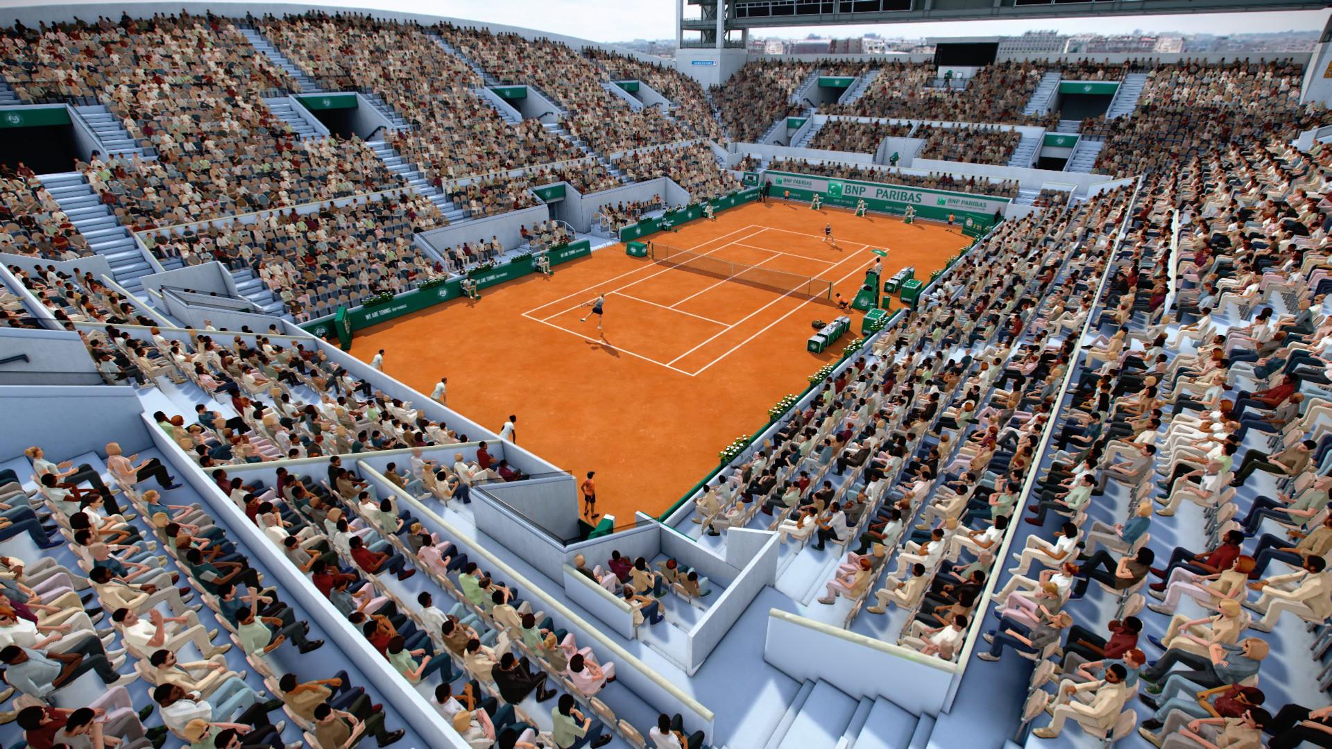 Tennis World Tour Roland-Garros (3)