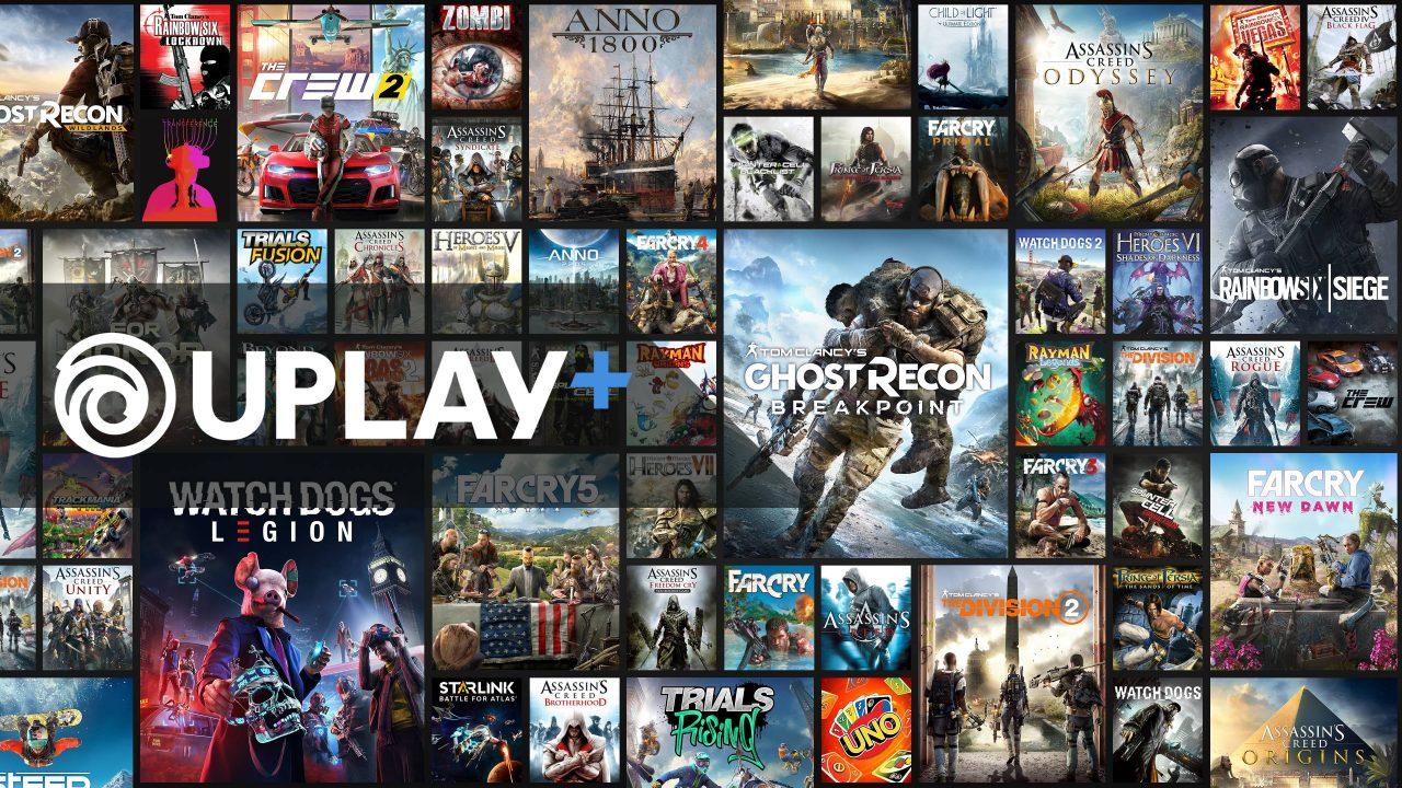 L'elenco degli oltre 100 giochi inclusi in Uplay+ di Ubisoft accessibili anche da Google Stadia