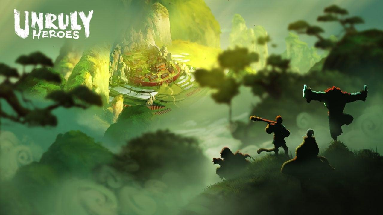 Unruly Heroes – Ci sono un maiale e una scimmia, ma non è una barzelletta (recensione)