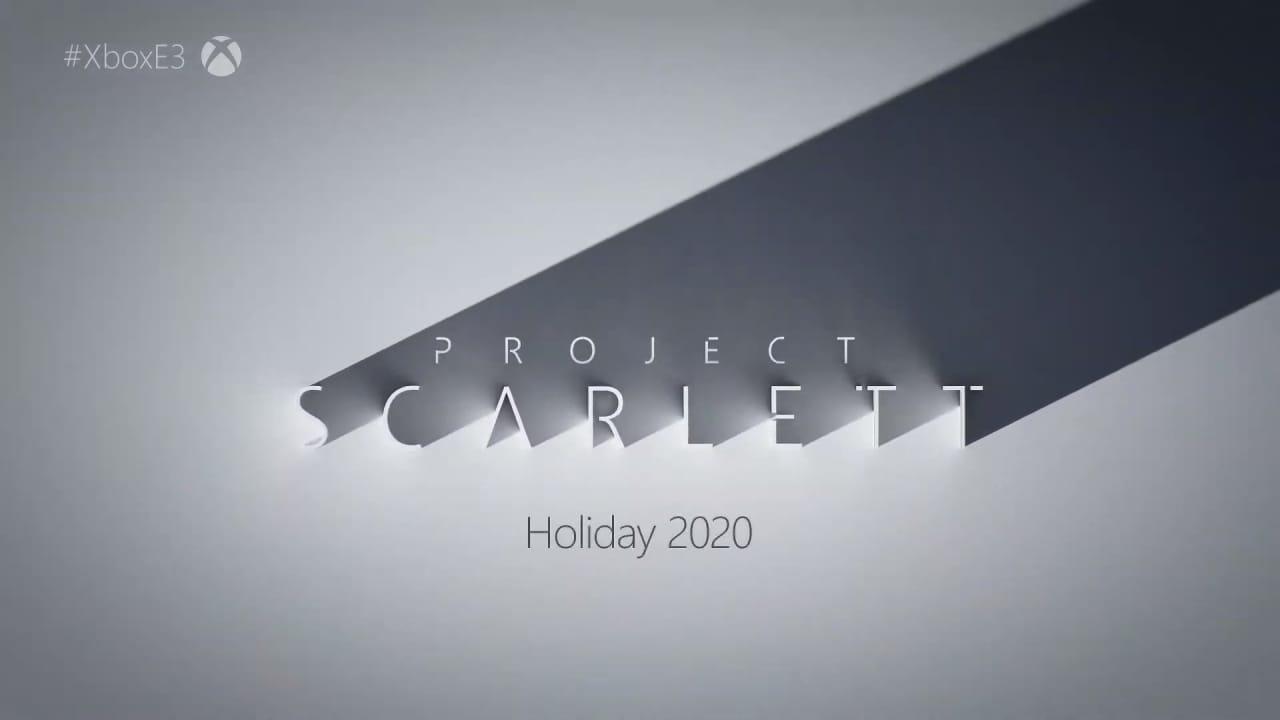 Xbox Project Scarlett è ufficiale: 8K, 120 fps, 24 TFLOPS, ray tracing, SSD, arriverà a fine 2020