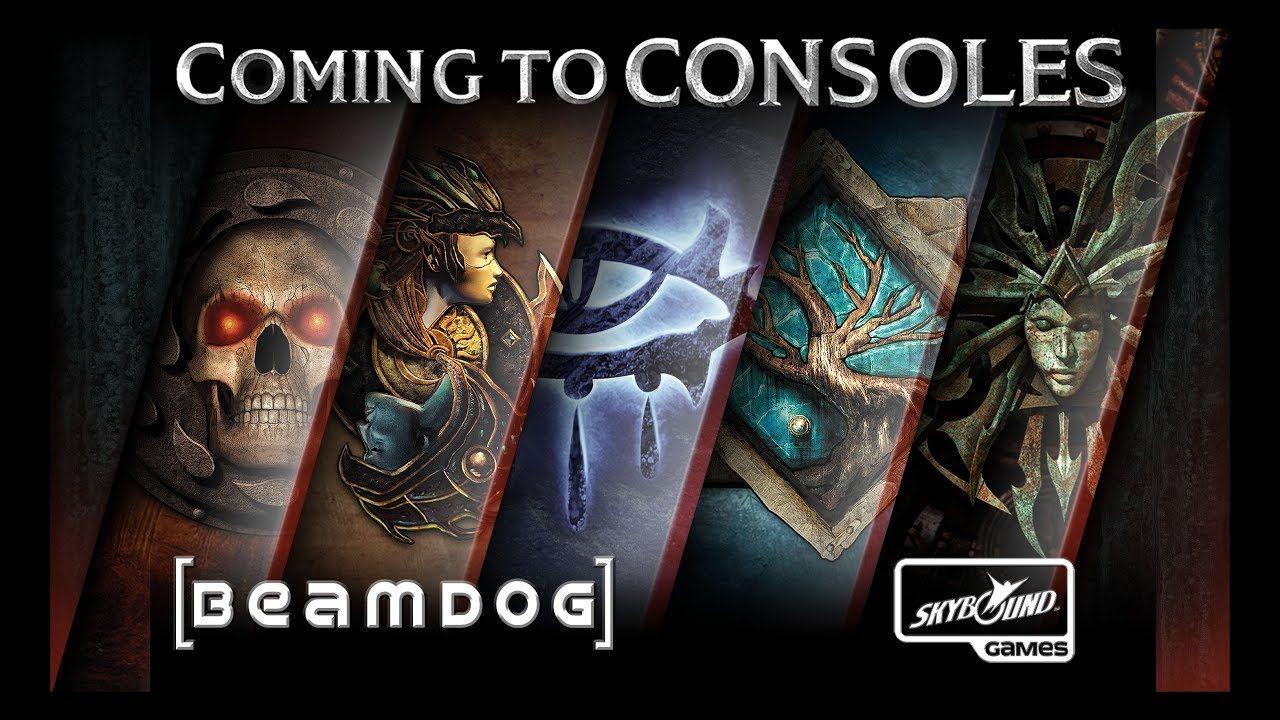 La serie Baldur's Gate, Planetescape e Icewind Dale sbarcano ufficialmente su Xbox, PS4 e Switch! (video)