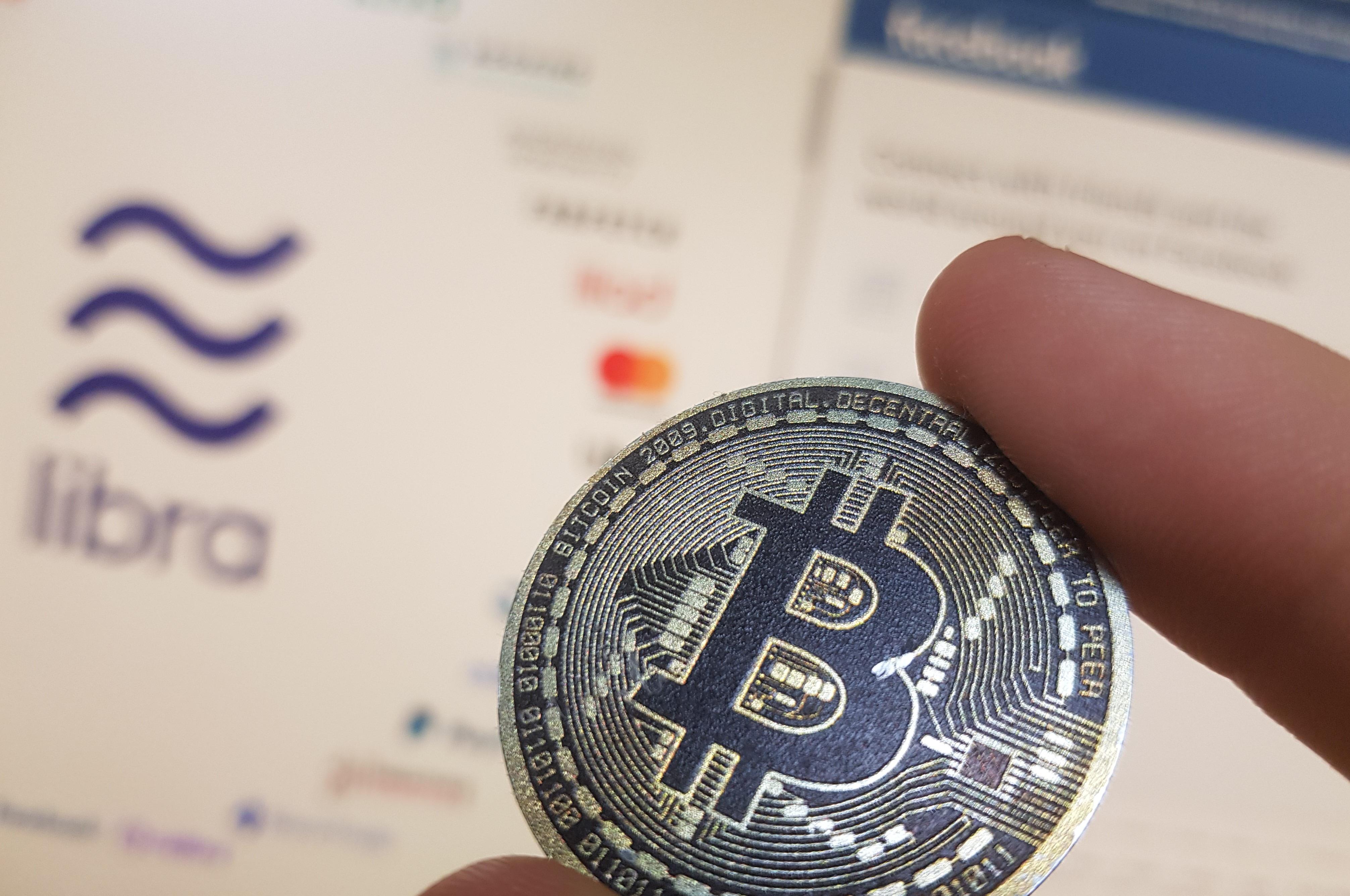 storia di valuta bitcoin