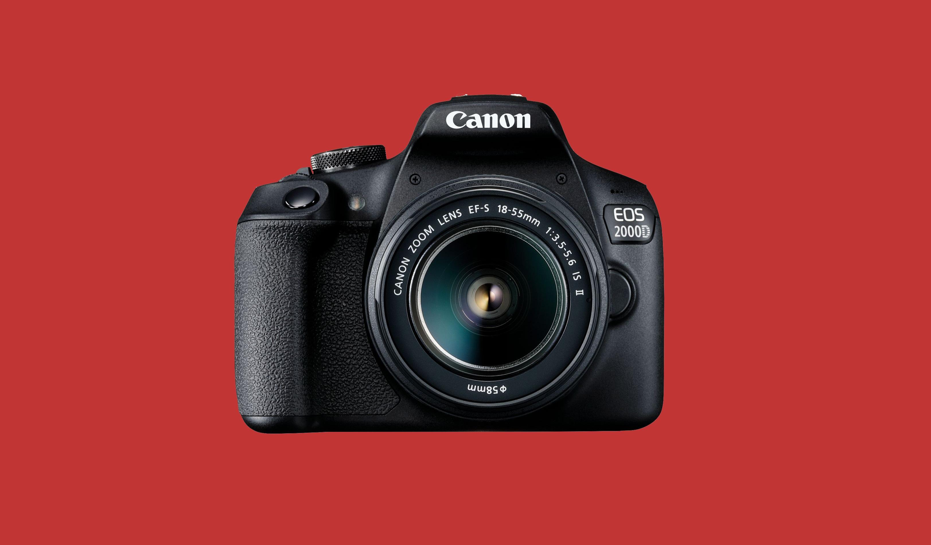 offerte -Canon EOS 2000D in sconto a 297€ su Amazon: ecco la ...