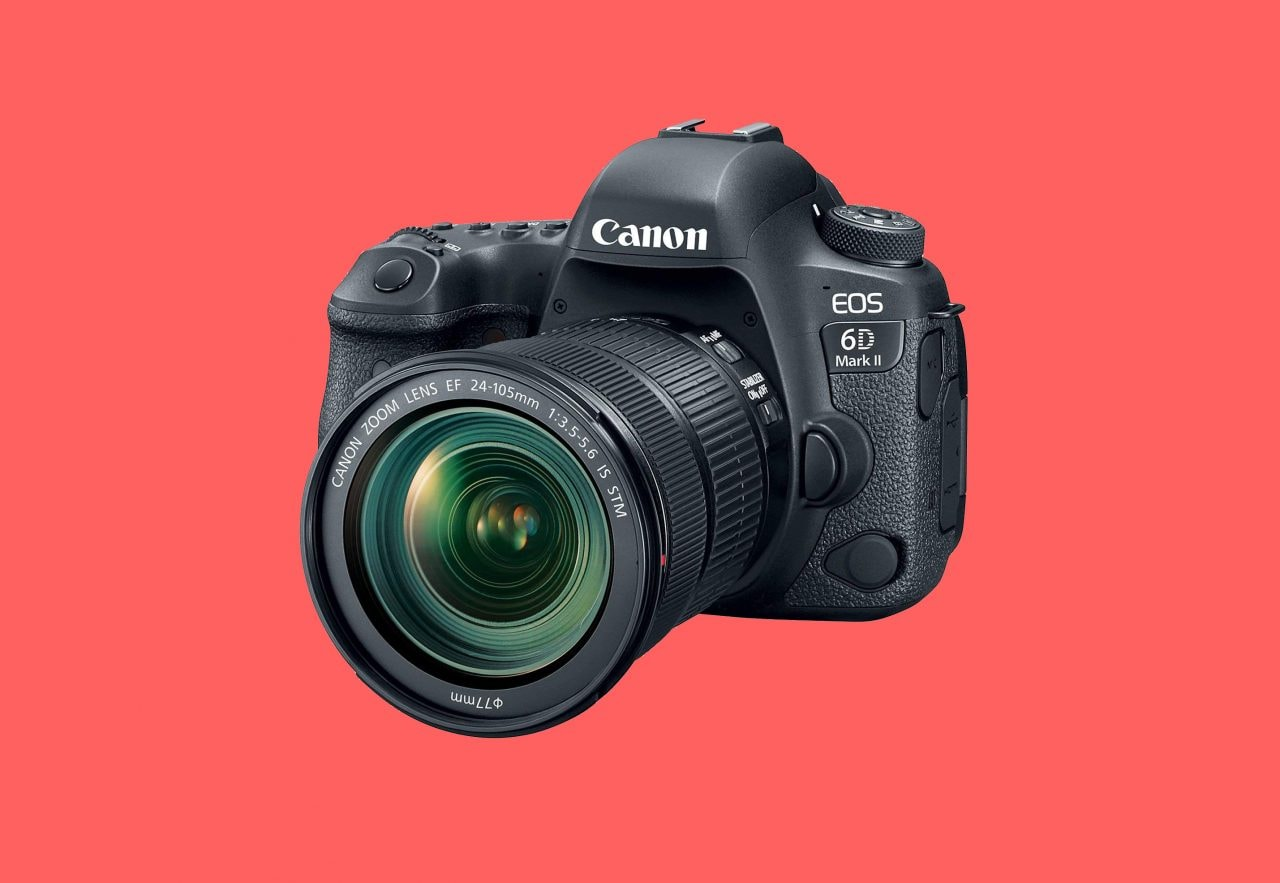 Canon EOS 6D Mark II al miglior prezzo su Amazon: full frame con EF 24-105 mm