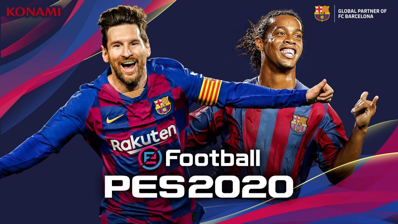 eFootball PES 2020 in offerta su Amazon: versione PS4 a 21€ con UEFA EURO 2020 incluso