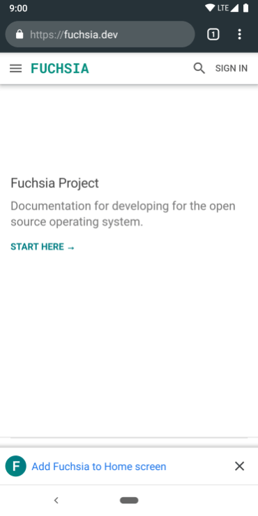fuchsia-dev-home-pwa