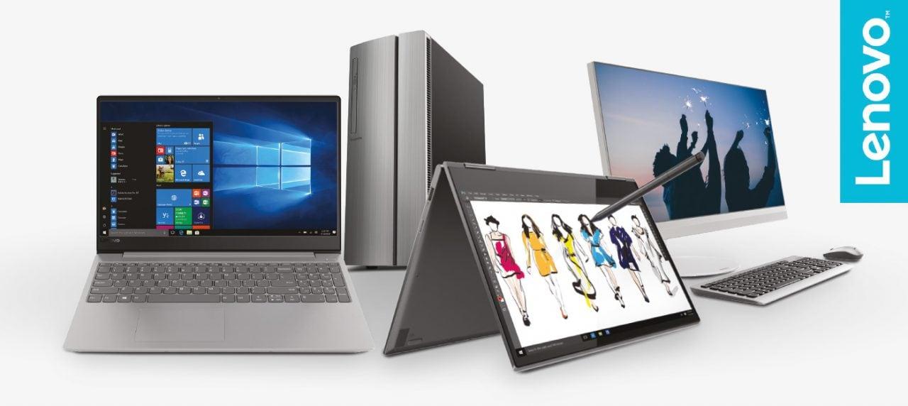 Notebook e PC desktop Lenovo costano fino a 200€ in meno con il rimborso sull'usato di Expert