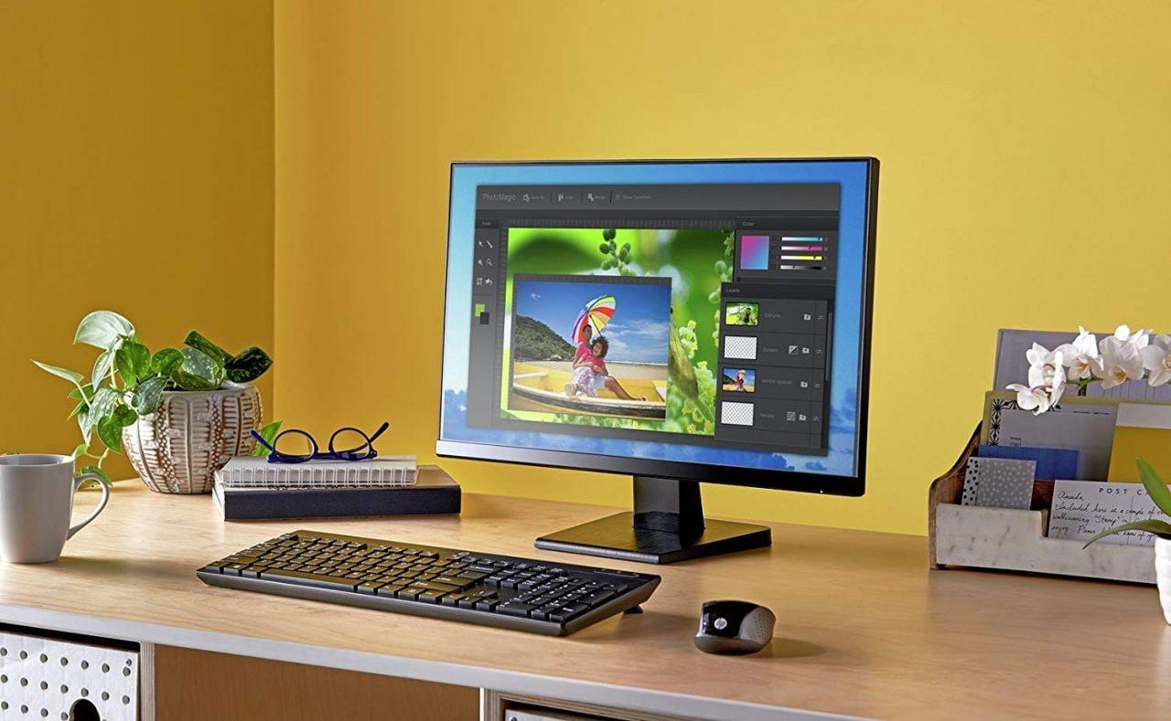 """Che sconti per i monitor HP: modelli economici da 22"""", 24"""" e 27"""" a partire da 67€!"""