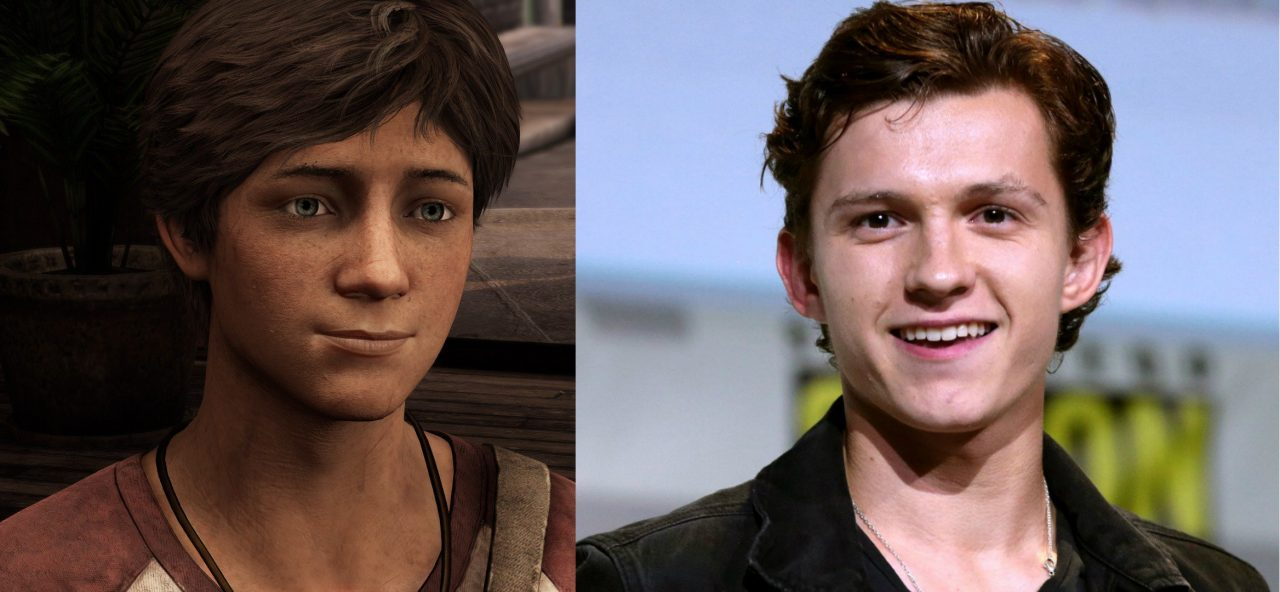 Il film di Uncharted uscirà nelle sale a fine 2020, con Tom Holland nei panni di (un giovane) Nathan Drake