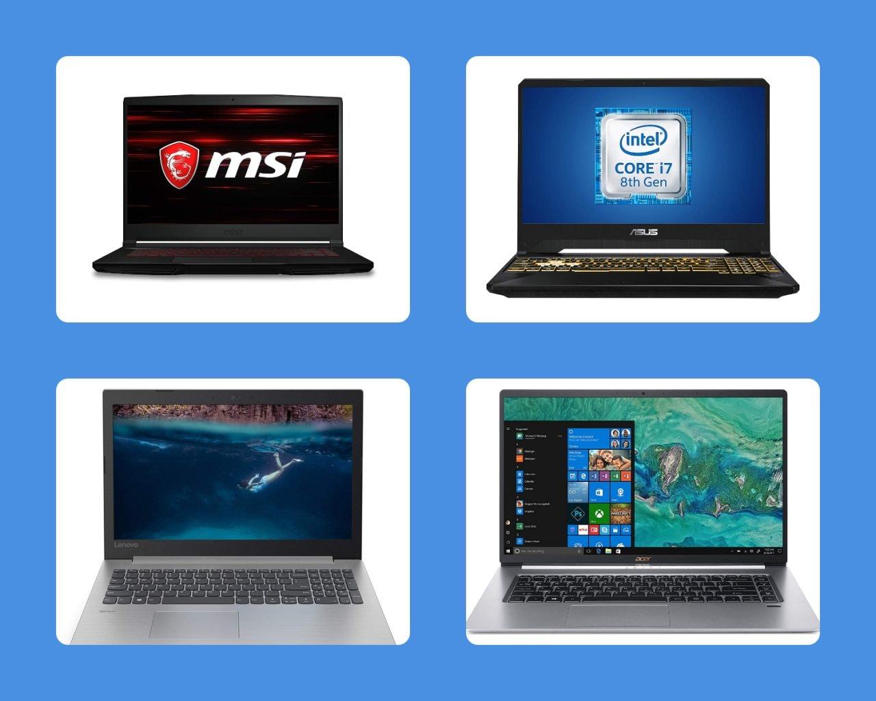 Ultrabook e notebook da gaming in sconto su Amazon: ottimi prezzi per ASUS, Lenovo, MSI e Acer