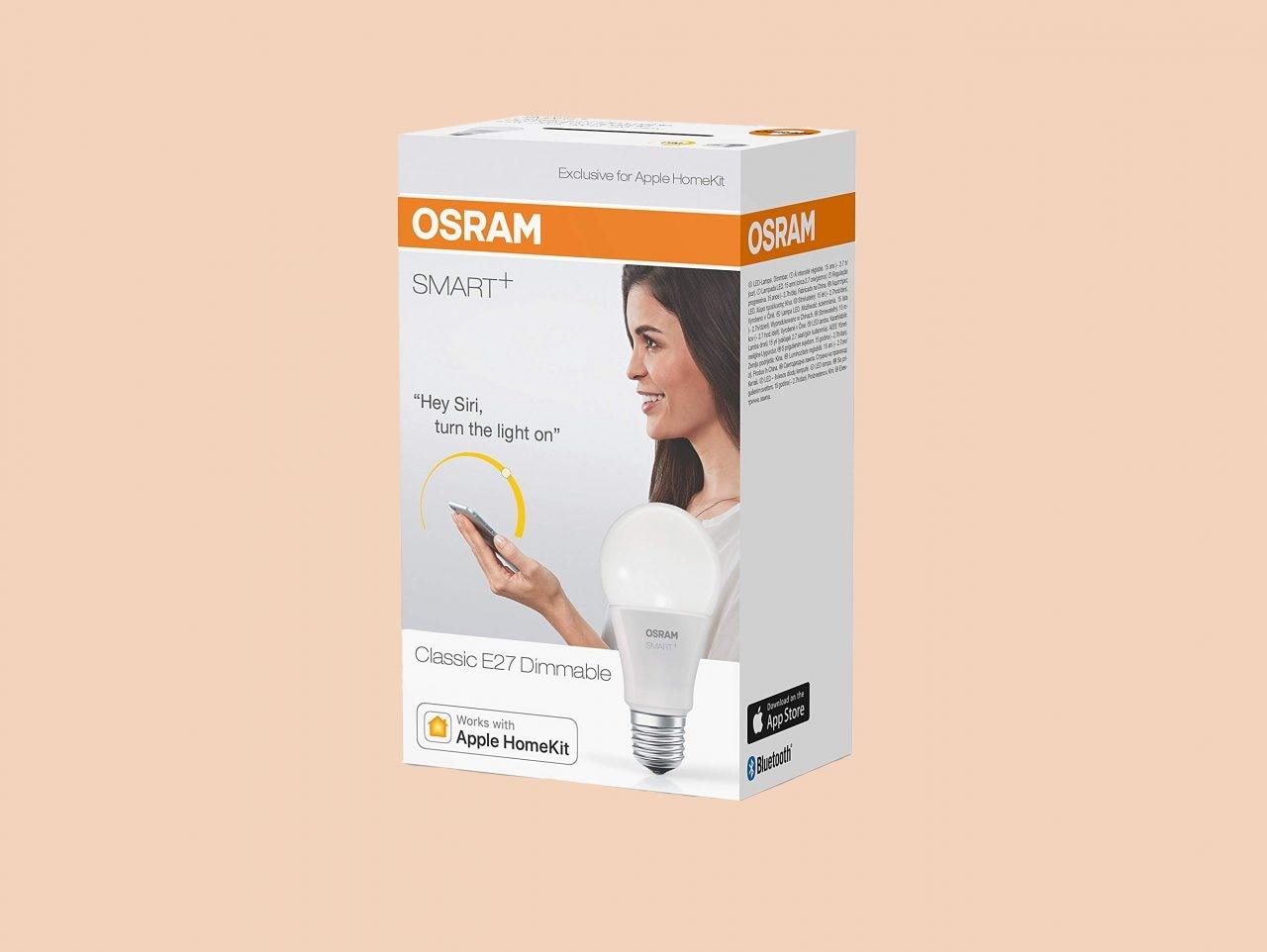 Cercate lampadine smart? Su Amazon ci sono le Osram SMART+ a prezzo scontato