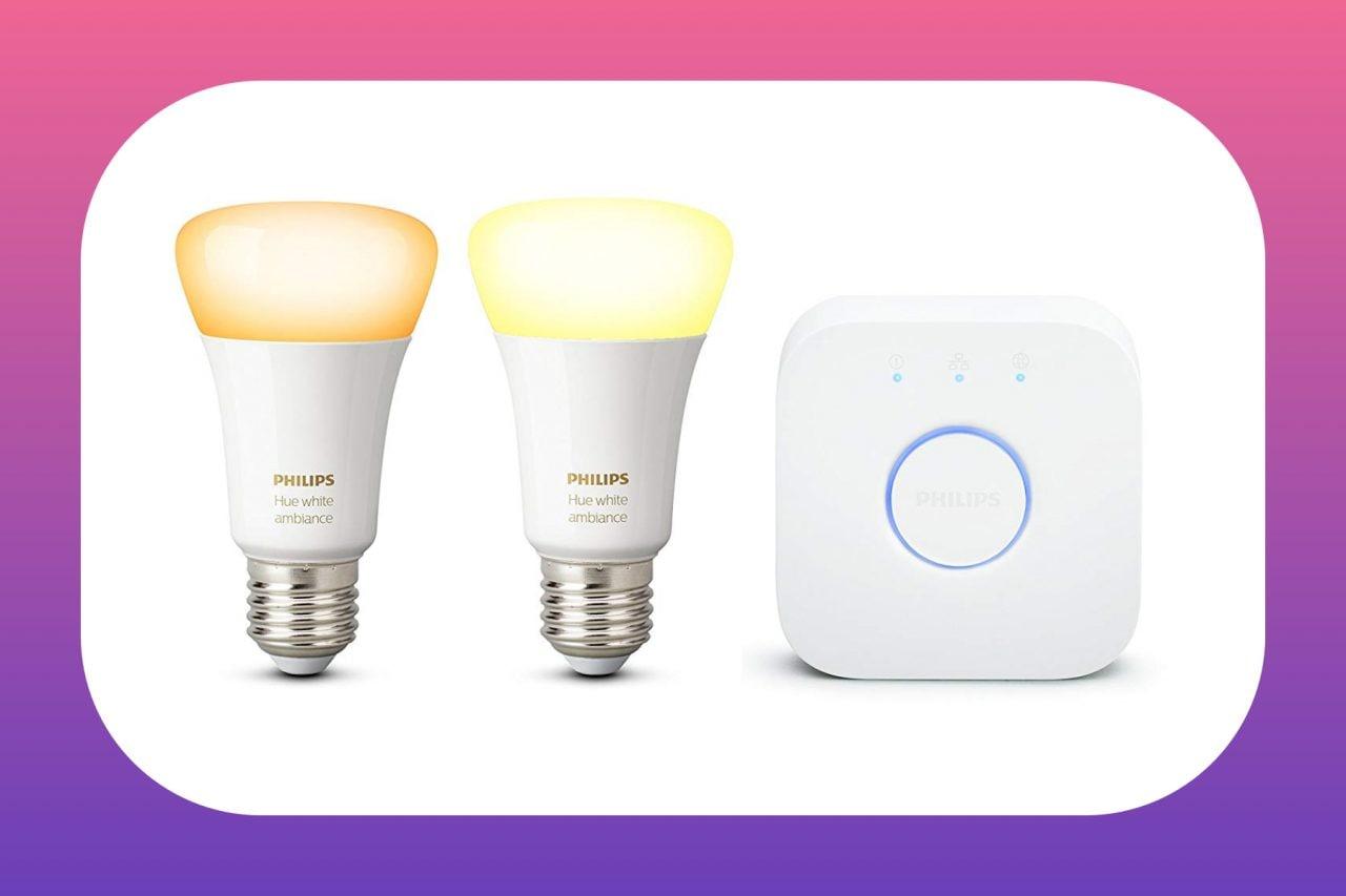 Vi piacciono le lampadine Philips Hue? Non perdetevi il bundle in sconto su Amazon